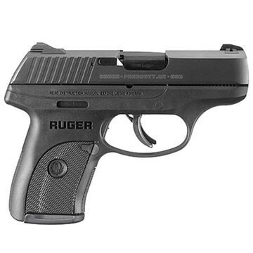Ruger LC9S Blued 9mm 3.12 7-Round Pistol
