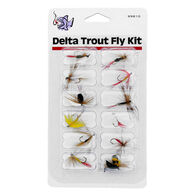 Delta Trout Fly Kit