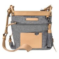 Sherpani Luna Wool Crossbody Bag