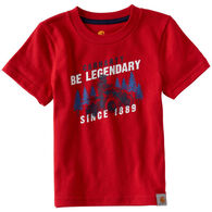 Carhartt Infant/Toddler Boys' Be Legendary Short-Sleeve T-Shirt
