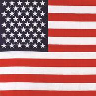 Artex Men's & Women's USA Flag Stars & Stripes Bandana