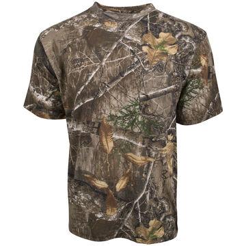 Kings Camo Mens Classic Short-Sleeve T-Shirt