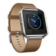 Fitbit Blaze Leather Band & Frame
