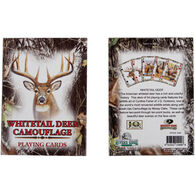 Rivers Edge Mossy Oak / Deer Playing Cards