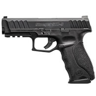 "Stoeger STR-9 Tritium Sights 9mm 4.17"" 15-Round Pistol w/ 3 Mags & 3 Backstraps"