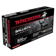 Winchester Ballistic Silvertip 300 WSM 180 Grain Polymer Tip Rifle Ammo (20)