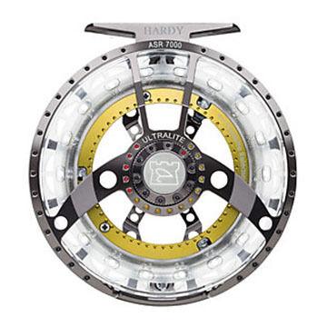 Hardy Ultralite ASR Fly Fishing Reel w/ Spare Spools