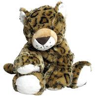 Wishpets Stuffed Sitting Leopard
