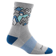 Darn Tough Vermont Women's Coolmax Zuni Mid-Cushion Micro Crew Sock