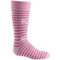 Fox River Girls' Pippi Jr Ski Sock