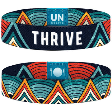 Unselfie Womens Thrive Wrist Band