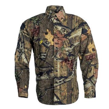ScentBlocker Mens Recon RipStop Long-Sleeve Shirt