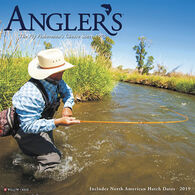 Willow Creek Press Angler's 2019 Wall Calendar