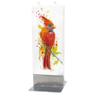Flatyz Candle - Cardinal