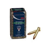 CCI TNT Green 22 Winchester Magnum 30 Grain TNT Green HP Rimfire Ammo (50)