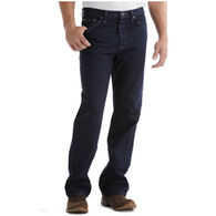 Lee Men's Regular Fit Boot Cut Prewashed Jean
