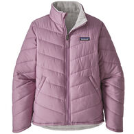 Patagonia Girl's Reversible Snow Flower Jacket