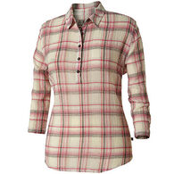 Royal Robbins Women's Oasis Plaid Pullover Top