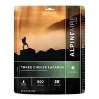AlpineAire Three Cheese Lasagna Vegetarian Meal - 2 Servings
