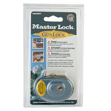 Master Lock No. 90 Trigger Gun Lock - Keyed Alike