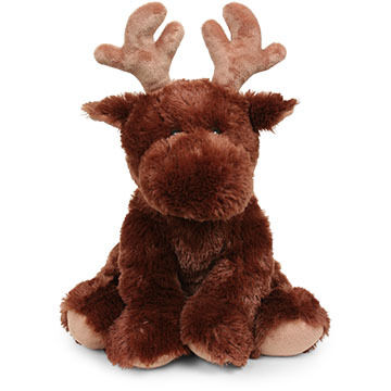 Aurora Moose 14 Plush Stuffed Animal