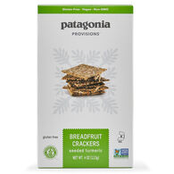 Patagonia Provisions Seeded Turmeric Breadfruit Crackers