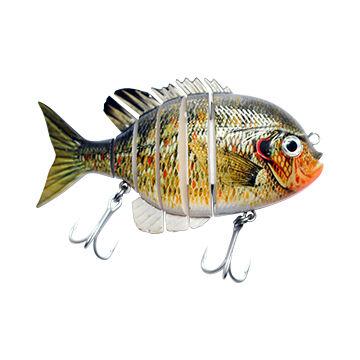 Daddy Mac Viper 4 Sunfish Saltwater Lure