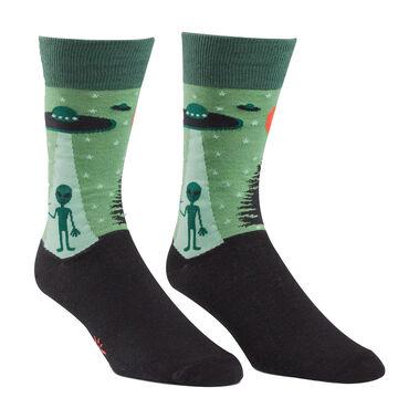 Sock It To Me Mens I Believe Crew Sock