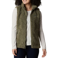 Columbia Women's Winter Pass Full Zip Sherpa Fleece Vest