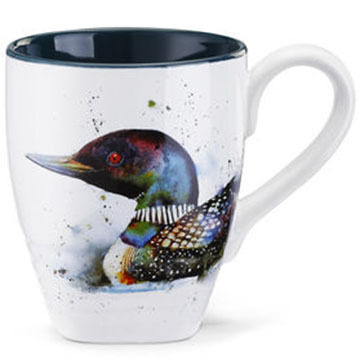 Big Sky Carvers Loon Mug