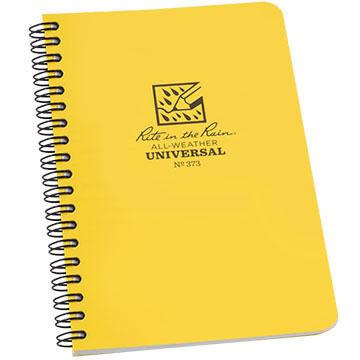 Rite in the Rain Side Spiral Notebook