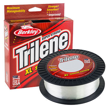 Berkley Trilene XL Fishing Line - 1000 Yards