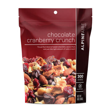 AlpineAire Chocolate Cranberry Crunch Snack Mix - 3 Servings