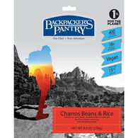 Backpacker's Pantry Charros Beans & Rice - 2 Servings