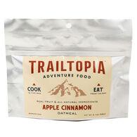 Trailtopia Apple Cinnamon Oatmeal - 1 Serving