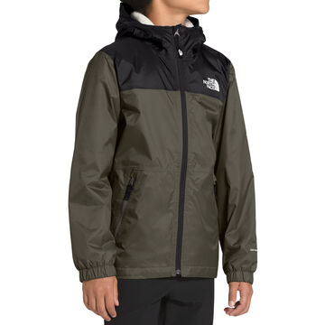 The North Face Boys Warm Storm Rain Jacket