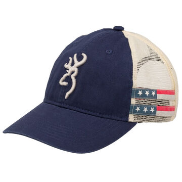 Browning Womens Stars and Stripes Cap