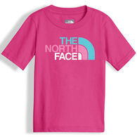 The North Face Toddler Girls' Short-Sleeve Graphic T-Shirt