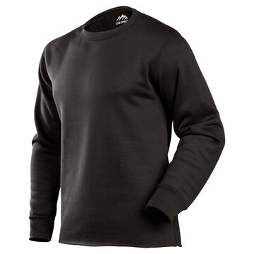 Coldpruf Mens Big & Tall Expedition Crew-Neck Long-Sleeve Baselayer Top