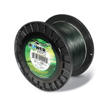 PowerPro Microfilament Braided Saltwater Fishing Line