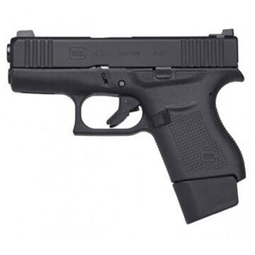 Glock 43 Vickers 9mm 3.4 6-Round Pistol