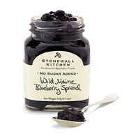Stonewall Kitchen No-Sugar-Added Wild Maine Blueberry Spread, 7.5 oz.