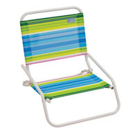 RIO Brands 1-Position Beach Chair