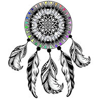 Sticker Cabana Dream Catcher Sticker