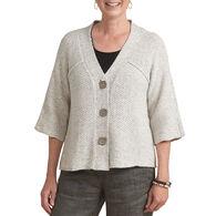 Habitat Women's Swing Cardigan Sweater