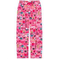Hatley Women's Morning Coffee Pajama Pant