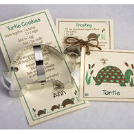 Ann Clark Tin Cookie Cutter - Turtle