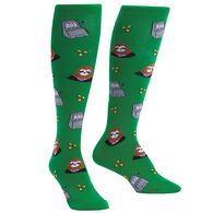 Sock It To Me Women's Sloth Machine Sock