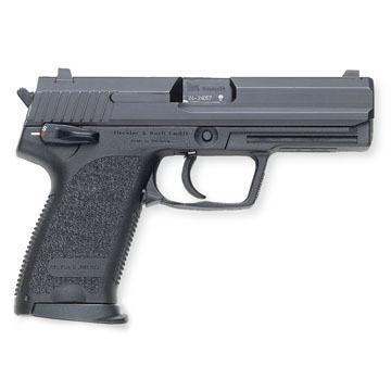 Heckler & Koch USP 9MM Double Action Pistol