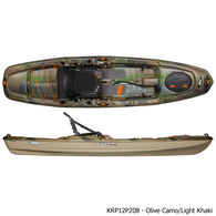 Pelican The Catch 120 Sit-on-Top Fishing Kayak